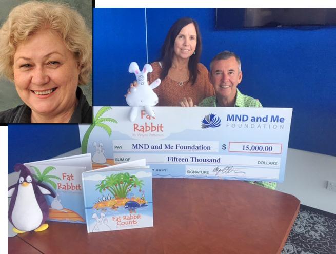 Fat Rabbit MND Research Grant